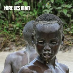 "Here Lies Man ""st"" LTD Clear Vinyl – (Marcos Garcia from Antibalas)"