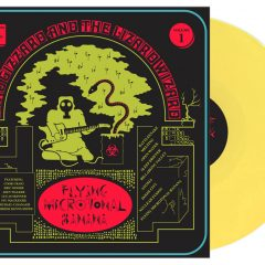 King Gizzard & Lizard Wizard: ALTERNATE COVER LP w/ Banana Wax Color