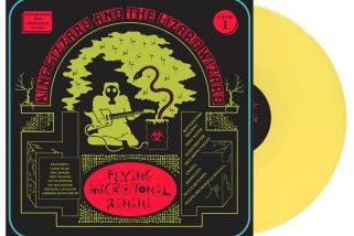 King Gizzard & Lizard Wizard: ALTERNATE COVER LP w/ Banana Wax Color