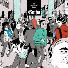 The Mountain Goats: Goths [Album Review]
