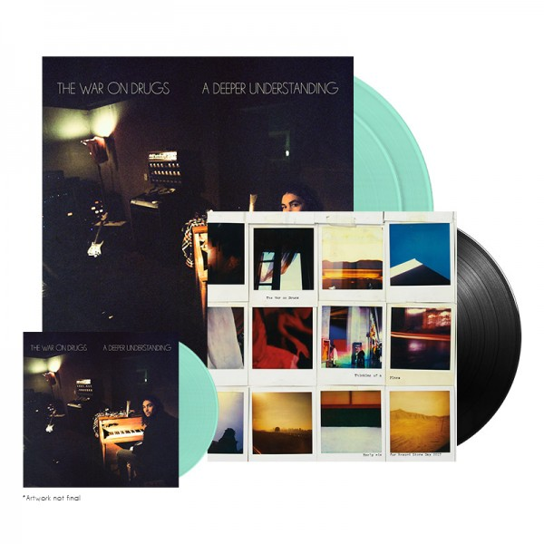 The War On Drugs A Deeper Understanding Clear Vinyl Box