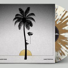 Frankie Rose: Cage Tropical on White + Gold Splatter vinyl