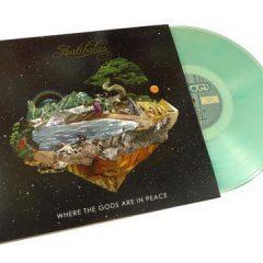 Antibalas: Where The Gods Are In Peace (Coke Bottle Clear Vinyl LTD Copies)