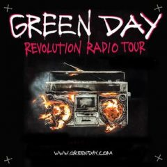 """Green Day """"Revolution Radio"""" Tour [Concert Review]"""