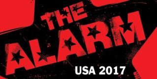 The Alarm: USA Tour 2017 [Concert Review]
