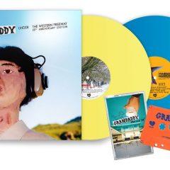 Grandaddy: Under The Western Freeway – 20th Anniversary Reissue (1 Yellow, 1 Blue Vinyl LTD Copies)