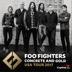 Foo Fighters: Concrete & Gold Tour 2017 [Concert Review]