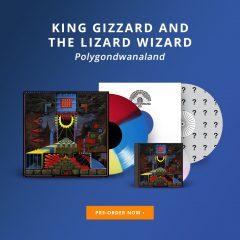 "King Gizzard & The Lizard Wizard – ATO ""Polygondwanaland"" Vinyl Editions"