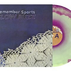 Remember Sports: Slow Buzz (Grimace Purple & Bone Color in Color | 500 Copies)