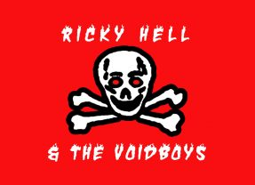 """Premiere Friday Fire Track: Ricky Hell & The Voidboys – """"Friday Eyes"""""""
