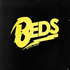 Motel Beds: Dumb Gold (Black Vinyl | 300 Copies) [Benefit for Ian Kaplan]