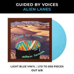 Guided By Voices: Alien Lanes LP (Light Blue Vinyl | 500 Copies)