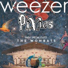 Weezer & Pixies Summer Tour [Concert Review]