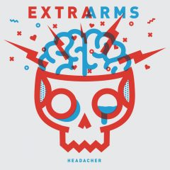 "Track Premiere: Extra Arms – ""Why I Run"""