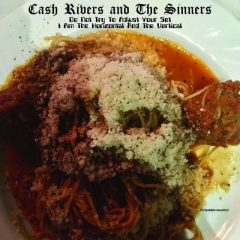 Cash Rivers And The Sinners: Do Not Try To Adjust Your Set  I Am The Horizontal And The Vertical 2 LP (Black Vinyl | Limited)
