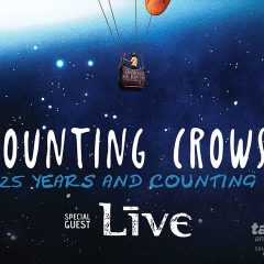 "Counting Crows: ""25 Years And Counting"" Tour 2018 [Concert Review]"