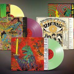 King Gizzard & The Lizard Wizard: 5 Reissues (ATO Color Vinyl | 2000 Copies)
