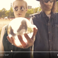 "Max Pain And The Groovies – ""Checkin' Out Late"" [Video]"