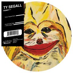 Ty Segall: Fanny 7″ (Picture Disc | Limited Copies)