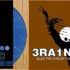 Brainiac: Electro-Shock For President (White Vinyl | 1000 Copies) & Hissing Prigs In Static Couture (Blue Swirl Vinyl | 500 Copies)