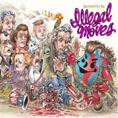 Sunwatchers: Illegal Moves [Album Review]
