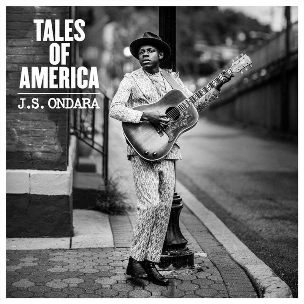 J S Ondara Tales Of America Album Review The Fire Note