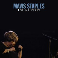 Mavis Staples: Live In London [Album Review]