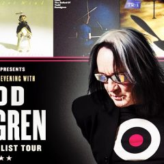 Todd Rundgren: The Individualist Tour [Concert Review]