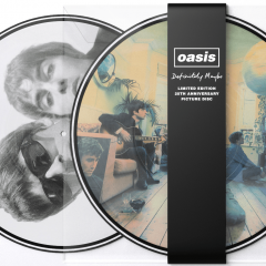 Oasis: Definitely Maybe (Picture Disc | Limited Copies)