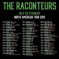 The Raconteurs: Help Us Stranger Tour 2019 [Concert Review]