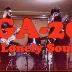 "GA-20 – ""Lonely Soul (Live)"" [Video]"