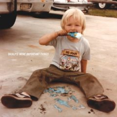 Album Stream Premiere: DieAlps! – More Important Things