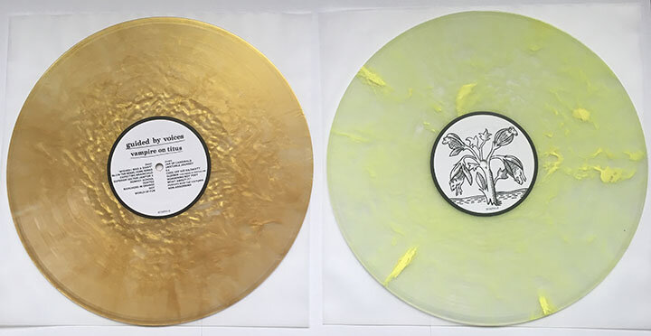 Guided By Voices: Vampire On Titus [Reissue] (Gold & Clear/Yellow Wax | Limited)