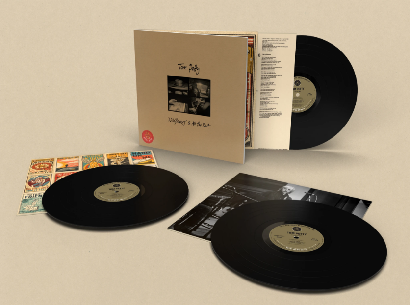 Tom Petty: Wildflowers & All The Rest (Multiple Vinyl Formats)