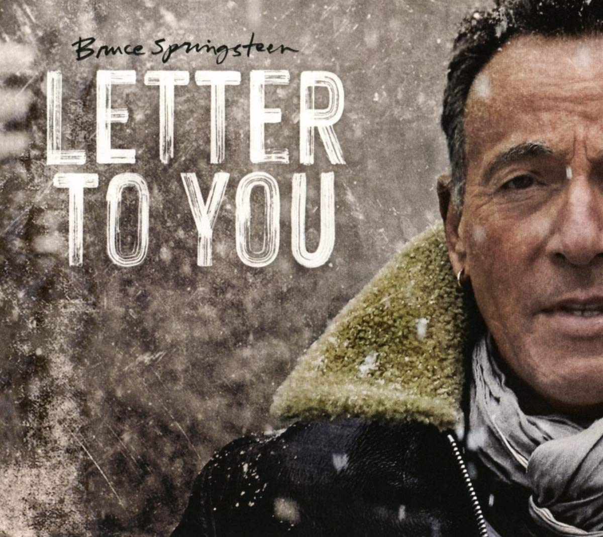 Bruce Springsteen: Letter To You [Album Review]