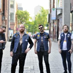 """Fire Track: Sam Coffey & The Iron Lungs – """"What This City Needs"""""""