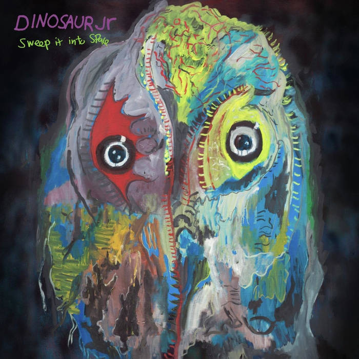 Dinosaur Jr.: Sweep It Into Space [Album Review]