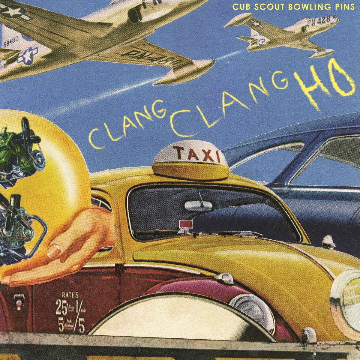Cub Scout Bowling Pins: Clang Clang Ho [Album Review]