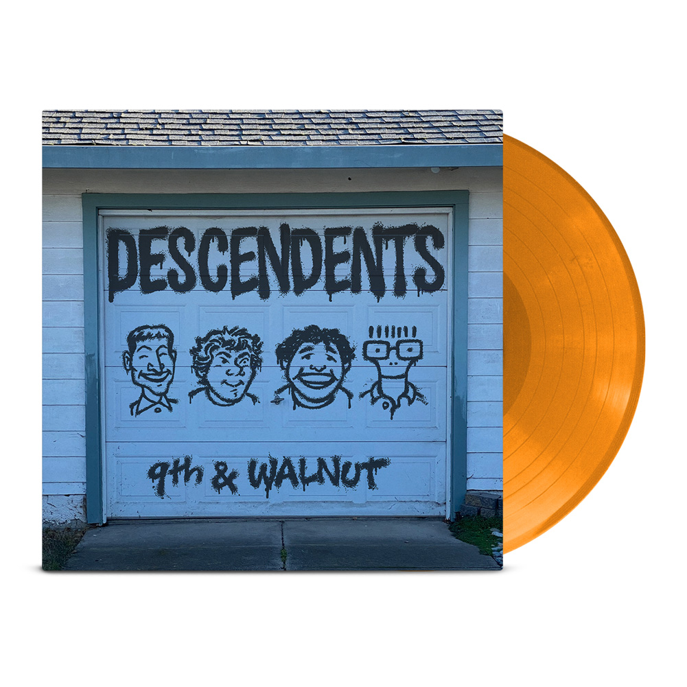 Descendents: 9th & Walnut LP (Opaque Orange Wax | 500 Copies)