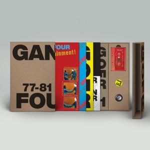 gang of four box set